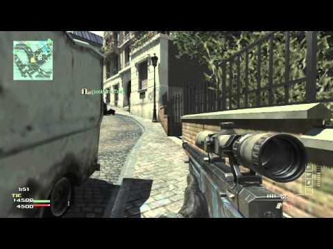 Kikoman_O - MW3 Game Clip