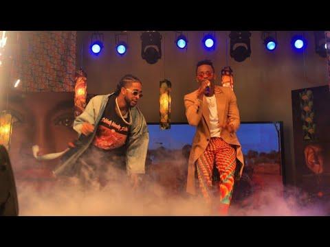 Diamond Platnumz - African Beauty ft. Omarion (Live Performance)