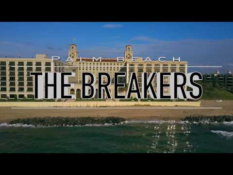 Breakers Palm Beach By Queen Of The Drone