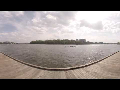 Georgetown Waterfront | Washington, DC 360 Video
