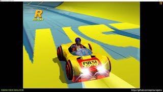 XQEMU Xbox Emulator - Pulse Racer Ingame! (50c0e6a + WIP)