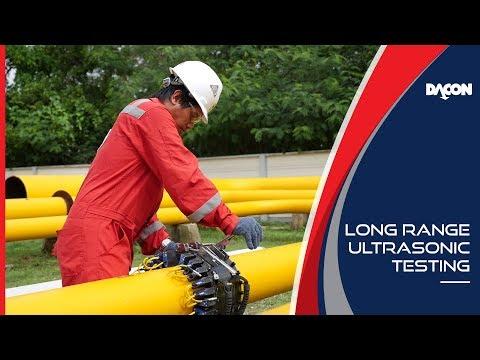 Long Range Ultrasonic Testing (LRUT) - Dacon Inspection Services