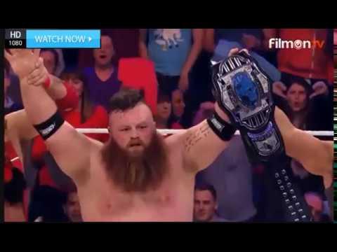 World of Sport Wrestling (2016) pt. 1