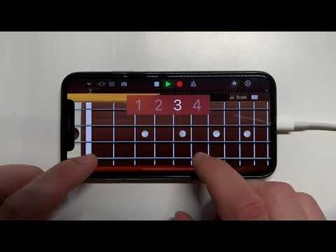 Pornhub Intro on iPhone (GarageBand)
