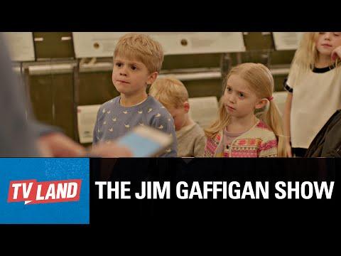The Jim Gaffigan Show | Museum Tour | TV Land