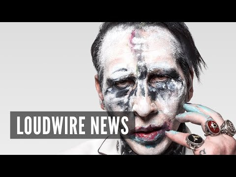 Marilyn Manson Reveals New Album Details + Unleashes New Song