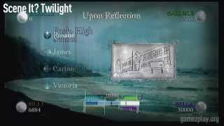 Twilight Scene It? Exclusive video game screenshots movie vampire jacob black  edward cullen