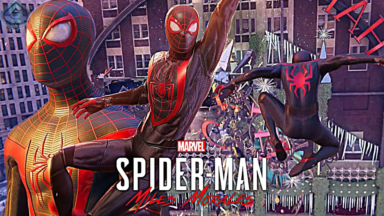 Spider-Man: Miles Morales PS5 - More Free Roam Gameplay, Prowler FIRST LOOK, New Story Cutscene!