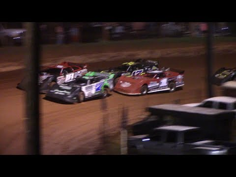 Limited - Anderson vs Sims. - dirt track racing video image