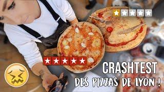 MEILLEURE VS. PIRE PIZZA DE MA VILLE 🍕