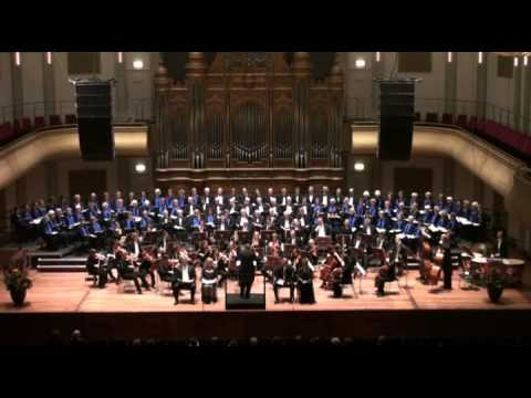 A Child of Our Time 6-8 - Michael Tippett - Concertkoor Haarlem