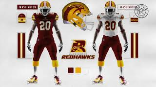 The results of sportslogos.net's contest to see how you, fans, would rebrand washington football team (formerly redskins). with nearly...