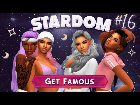 Stardom ⭐The Sims 4 Get Famous ⭐ #16 New Direction thumbnail