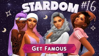 Stardom ⭐The Sims 4 Get Famous ⭐ #16 New Direction