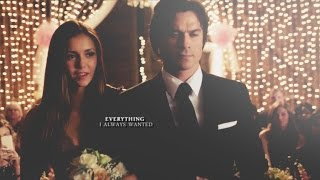 [Tribute] Damon & Elena | Everything I always wanted