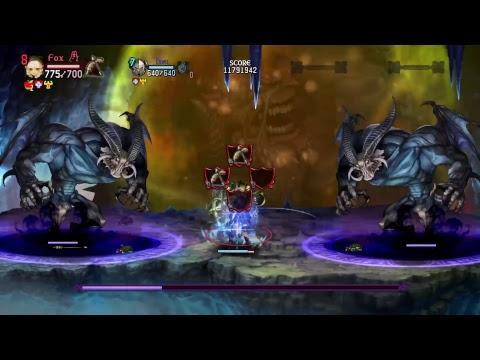 ドラゴンズクラウン Dragon's Crown PRO Tower of Mirages Floor 21673 - 21699