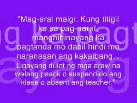 BOB ONG QUOTES.wmv