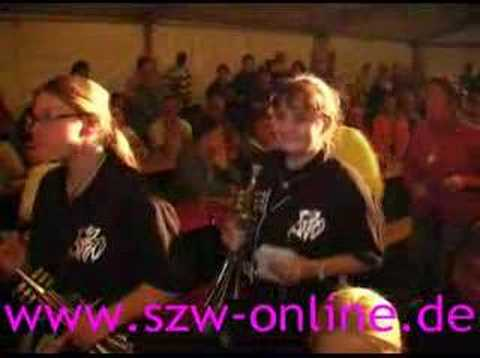 SZW - Einmarsch - Schalmeien Wiesensteig