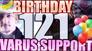 Siv HD - BEST MOMENTS #121 - BIRTHDAY - SUPPORT VARUS 2