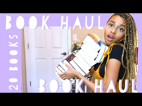 💫summer Book Haul And Baecrate Unboxing💫