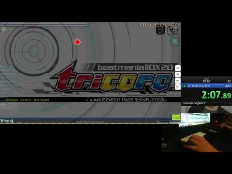 osu! speedrun - 10 FCs in 3:46 (former world record)