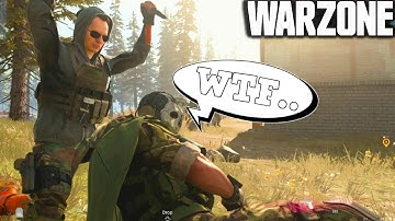 """Funniest Warzone """"DEATH CHAT"""" Reactions!"""