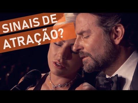 """Lady Gaga e Bradley Cooper têm um """"Caso""""? Linguagem Corporal - Metaforando"""