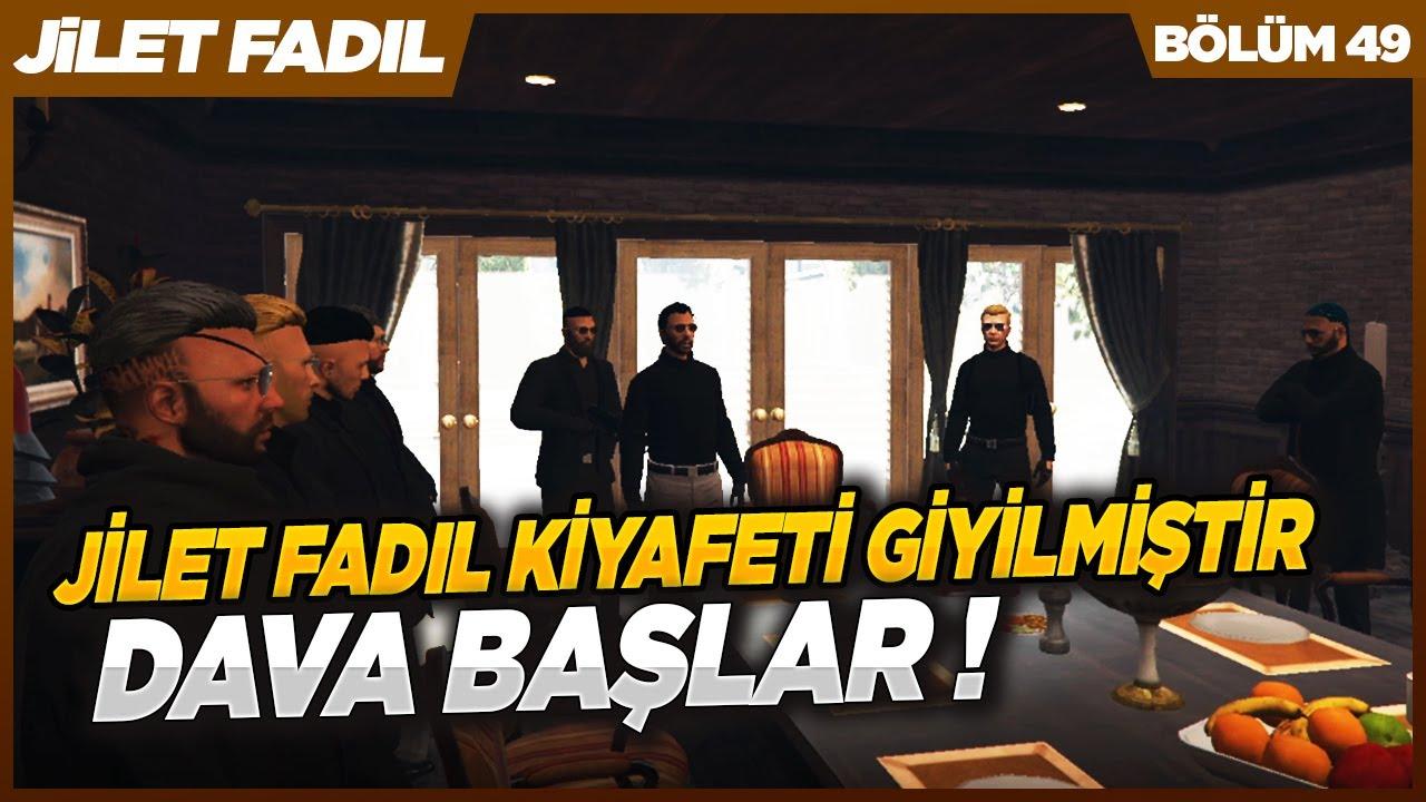 JLET FADIL KIYAFET GYLMTR  DAVA BALAR  GTA 5 ROLEPLAY
