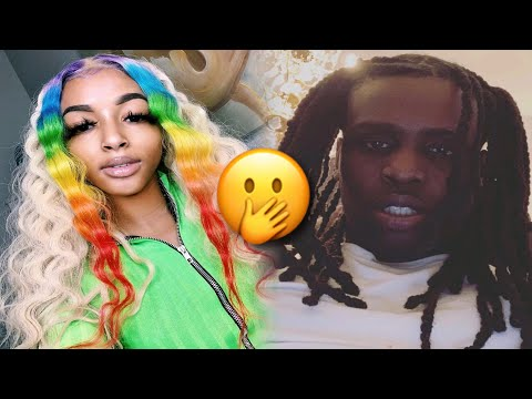 Chief Keef Gets YouTuber Diamond Nicole PREGNANT?!!