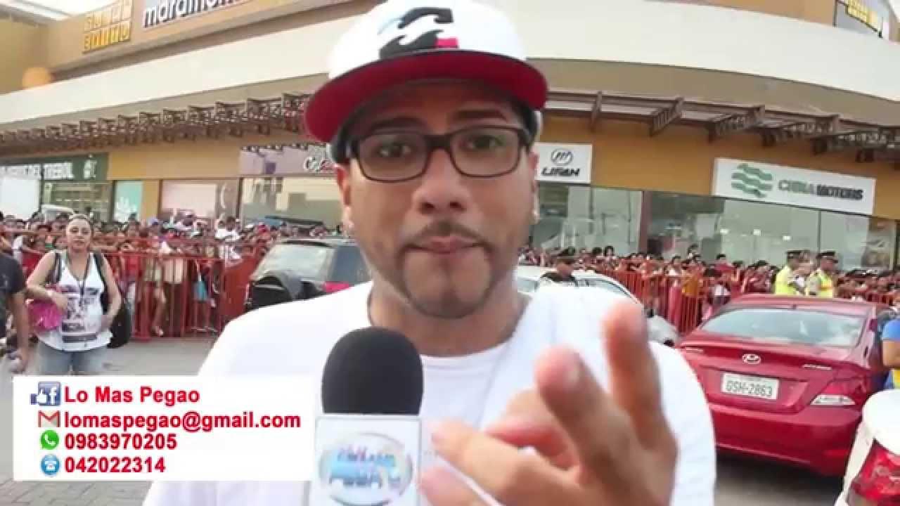 Programa De Tv Lo Mas Pegao Pagina Web De Luis Rojas