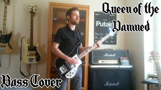 Motörhead - Queen of the Damned [BASS COVER]