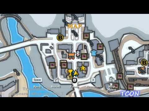 Bully: Scholarship Edition - Transistor Locations + Fighting Moves (HD)
