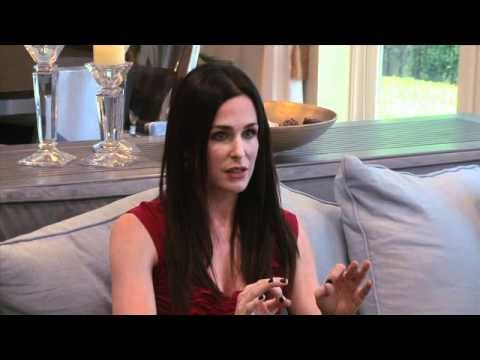 Actress Danielle Bisutti Visits the Dream House on If I Can Dream