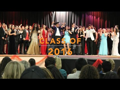 "Performed 'A Thousand Years"" at Grant High School 