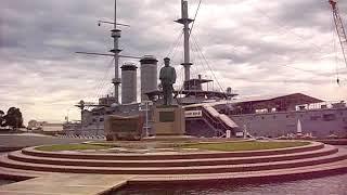 三笠公園 Admiral Togo Battleship Mikasa 記念艦「三笠」について 三笠...