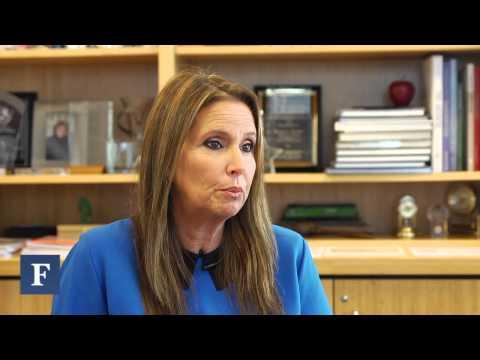 Meet Israel's Most Powerful Woman: Billionaire Shari Arison ...