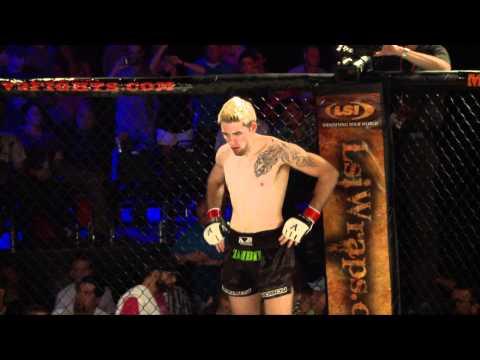 V3FIGHTS CHAMPIONSHIP: Dustin Taylor vs Ben Brewer