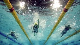 Плавание. Секреты спорта