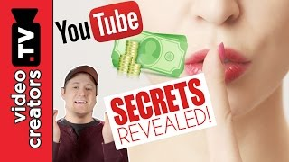 The Secret to Making Money on YouTube (It's NOT Views and Subscribers)
