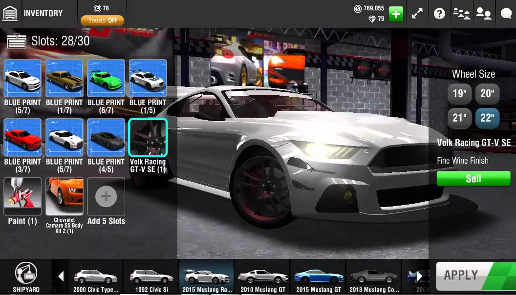 Racing Rivals apk android, pc et ios