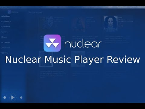 Nuclear Music Player Review