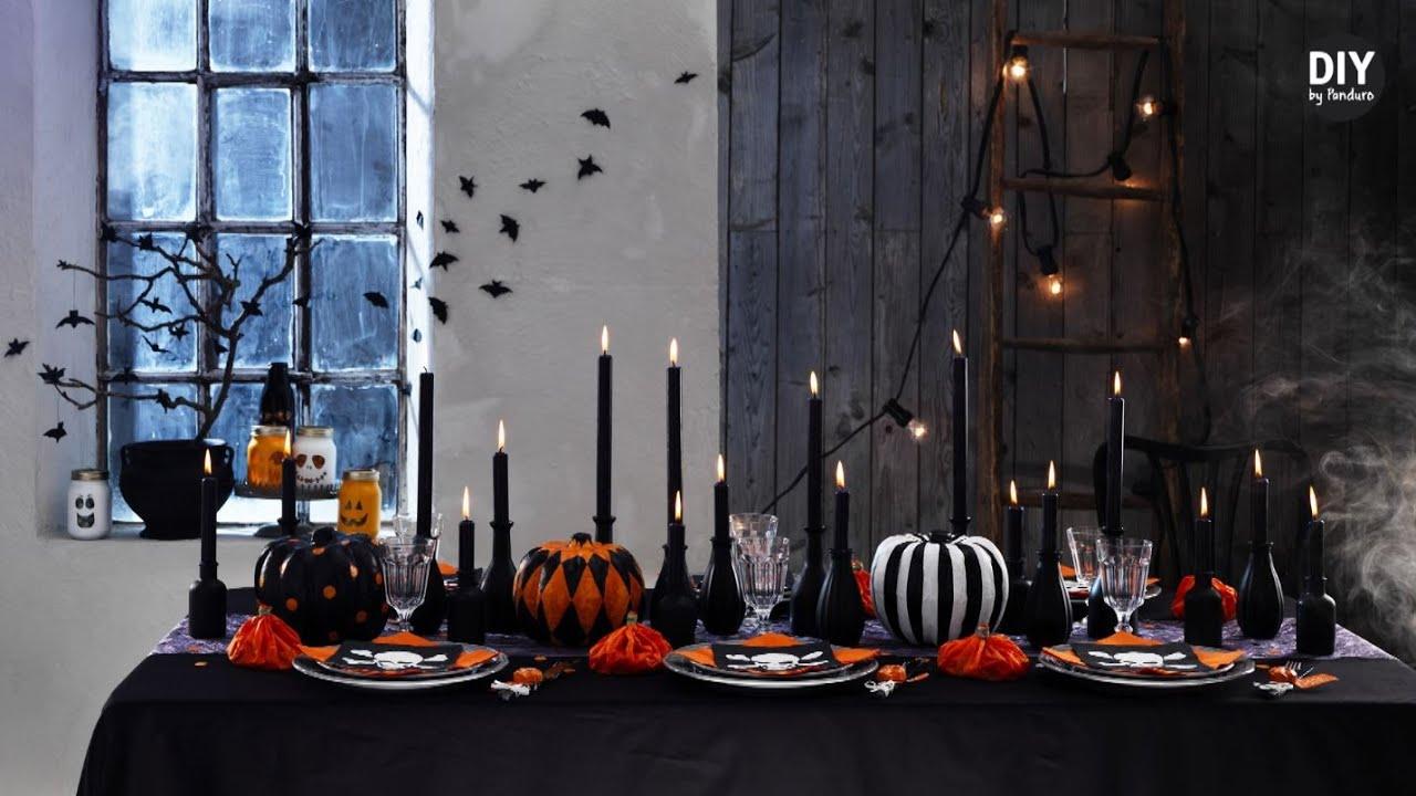 Halloween tablescapes - Halloween Tablescapes 38