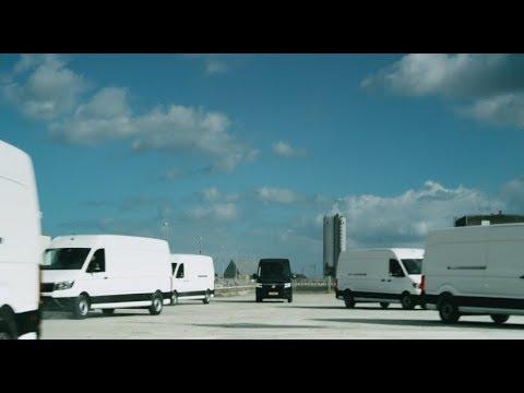 Yeni Volkswagen Crafter Panel Van Ticarette En Iyisi Youtube