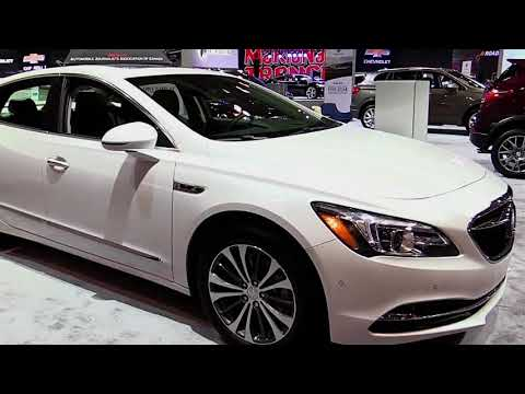 2018 Buick LaCrosse Edition Design Special Limited First Impression Lookaround