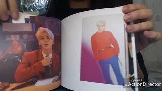 Jonghyun 【POET | ARTIST】開箱