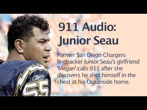 911 Audio: Junior Seau