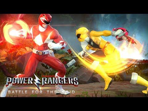 Power Rangers: Battle For The Grid - Gameplay Breakdown, Freeform Combat Explained & More Revealed!