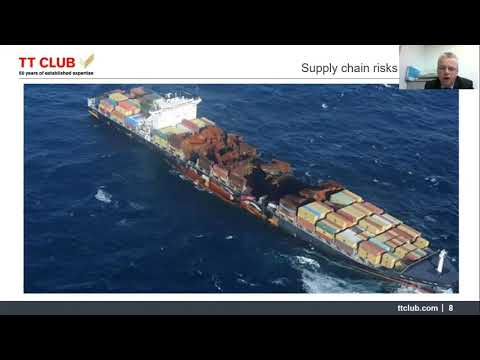 Cargo integrity in the context of cargo inspections and surveys by Peregrine Storrs-Fox