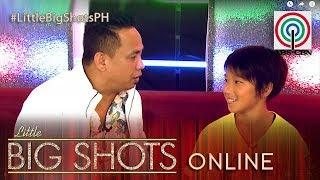Little Big Shots Philippines Online: Kensuke | Slackline Artist