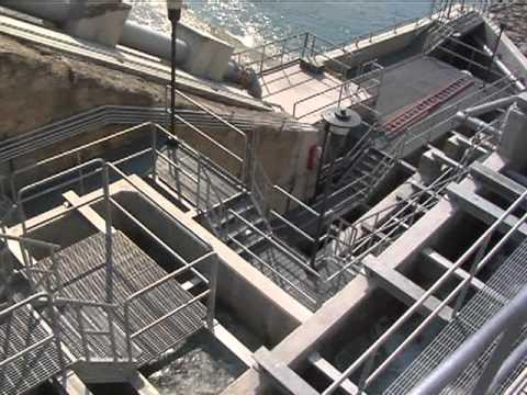 $7.5 Million Thompson Falls Dam Fish Ladder